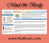 Nutritious Meals For The Mind and Body